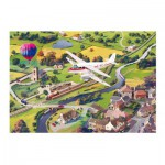 Puzzle  Gibsons-G3509 XXL Teile - Vic McLindon: A Fine View