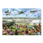Puzzle  Gibsons-G3510 XXL Teile - Steve Crisp: The Airshow