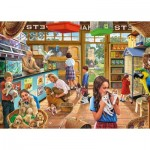 Puzzle  Gibsons-G3518 XXL Teile - New Friends