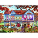 Puzzle  Gibsons-G3524 XXL Teile - Autumn Home