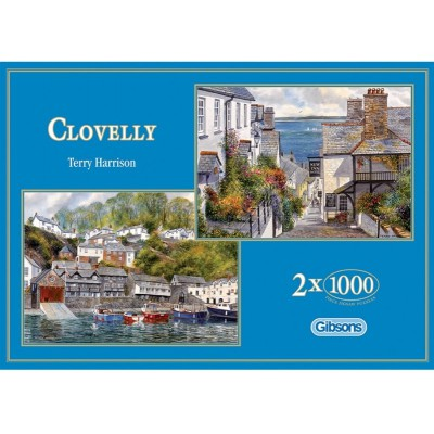 Puzzle Gibsons-G5004 Clovelly