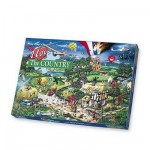 Puzzle  Gibsons-G576 Mike Jupp: I Love the Country