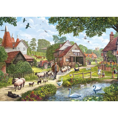 Puzzle Gibsons-G6143 Hop Country