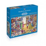 Puzzle  Gibsons-G6159 Tony Ryan: Beads and Buttons