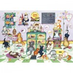 Puzzle  Gibsons-G6217 Linda Jane Smith - Life is Sweet