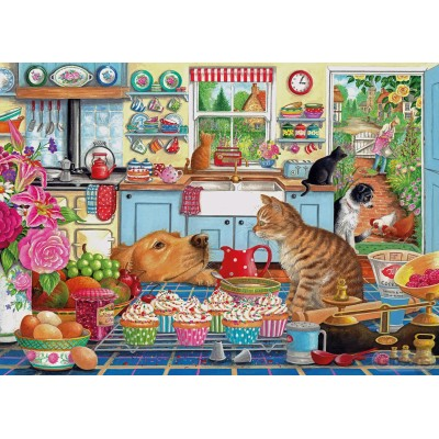 Puzzle Gibsons-G6314 Tempting Treats