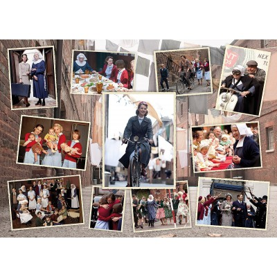 Puzzle Gibsons-G7043 Call the Midwife