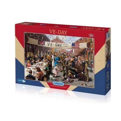 Puzzle Gibsons-G7063 VE-Day