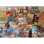 Puzzle  Gibsons-G7081 Robert Opie - Spirit of The 50's
