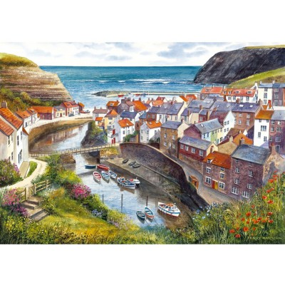 Puzzle Gibsons-G713 Staithes