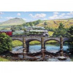 Puzzle   Stephen Warnes - Crossing The Ribble