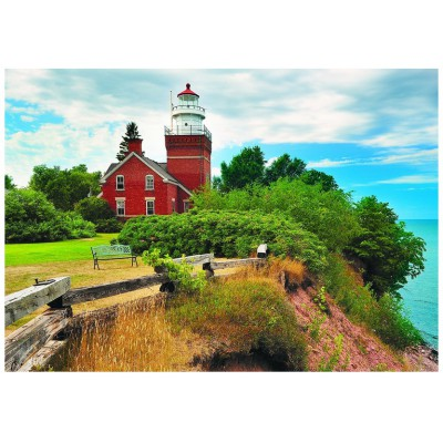 Puzzle Eurographics-6000-0551 Big Bay Lighthouse