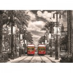 Puzzle  Eurographics-6000-0659 New Orleans Streetcars