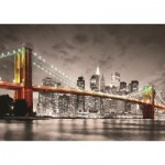 Puzzle  Eurographics-6000-0662 New York City Brooklyn Bridge