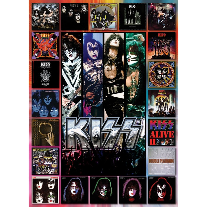 KISS, The Album