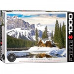 Puzzle  Eurographics-6000-5428 Yoho National Park British Columbia