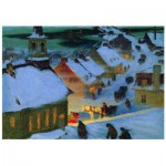 Puzzle  Eurographics-6000-7184 Gagnon - Weihnachtsmesse