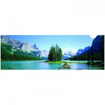 Puzzle  Eurographics-6005-1418 Maligne Lake Rocky Mountains