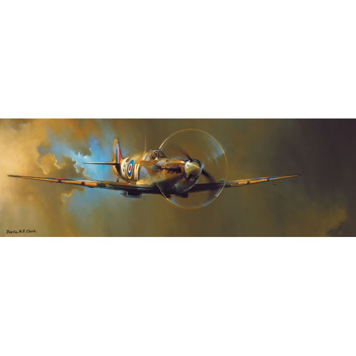 Spitfire by Barrie A.F. Clark