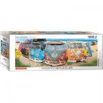 Puzzle  Eurographics-6010-5442 VW Bus - KombiNation