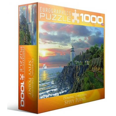 Puzzle Eurographics-8000-0458 Spivy Point