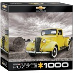Puzzle  Eurographics-8000-0666 1937 Chevy Pickup - American Farmer