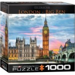 Puzzle  Eurographics-8000-0764 London Big Ben