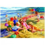 Puzzle  Eurographics-8300-0449 Hartley - Spaß in der Sonne