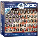 Puzzle   XXL Teile - Presidents of the United States