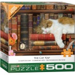 Puzzle   XXL Teile - The Cat Nap