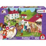 Puzzle   At the Horse Stables