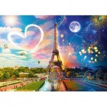 Puzzle   Paris Day and Night