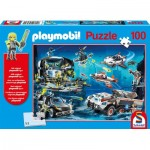 Puzzle   Playmobil - Top Agents