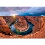 Puzzle  Schmidt-Spiele-58952 Glen Canyon - Horseshoe Bend - Colorado River