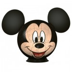 3D Puzzle - Mickey