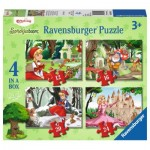 4 Puzzles - Enchanting Märchenwald