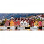 Puzzle   Bergen in Norwegen