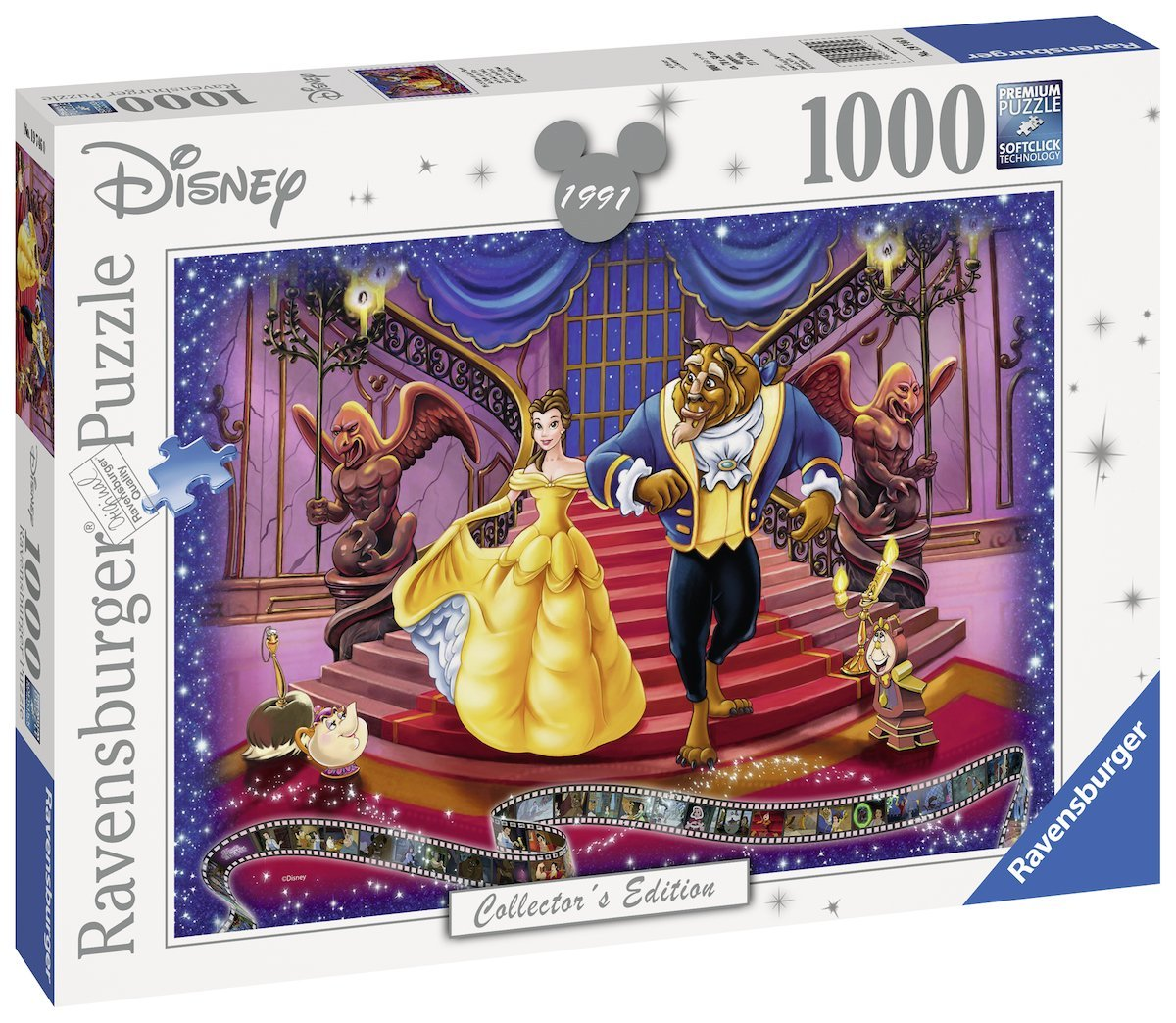 disney die sch ne und das biest 1000 teile ravensburger puzzle online kaufen. Black Bedroom Furniture Sets. Home Design Ideas