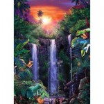 Puzzle   Magical Waterfall