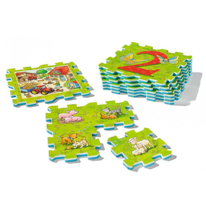 Riesen-Bodenpuzzle - My First Play Puzzles