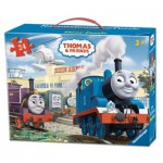 Ravensburger-05388 Riesen-Bodenpuzzle - Thomas & Friends