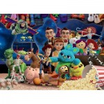 Puzzle  Ravensburger-10408 XXL Teile - Toy Story