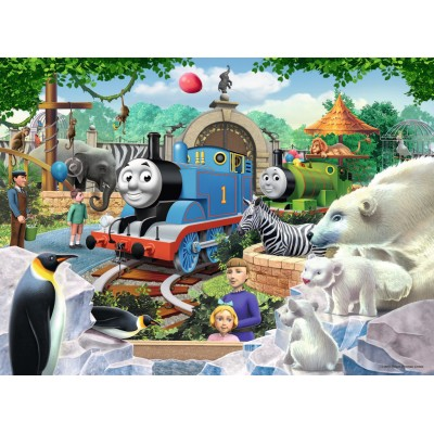 Puzzle Ravensburger-10573 XXL Teile - Thomas & Friends