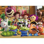 Puzzle  Ravensburger-10574 Disney Pixar Collection