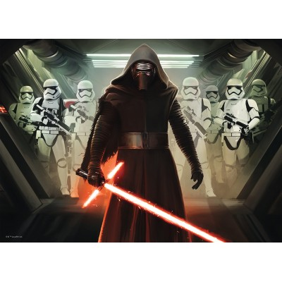 Puzzle Ravensburger-10586 Star Wars