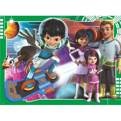 Puzzle Ravensburger-10924 XXL Teile - Disney Junior: Miles from Tomorrowland