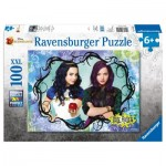 Puzzle  Ravensburger-10952 XXL Teile - Disney Descendants