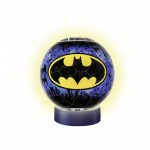 Ravensburger-11080 3D Puzzle Night Edition - Batman