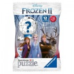 Ravensburger-11682 3D Blindpack Puzzle - Frozen