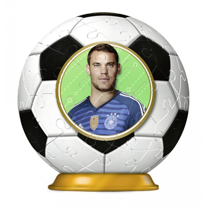 3D Puzzle-Ball - Manuel Neuer